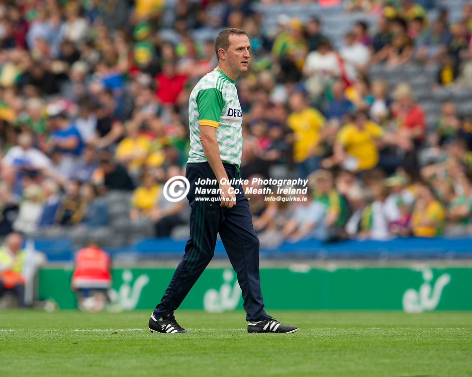 21-07-19. Meath v Mayo All-Ireland SFC Super 8's Round 3 at Croke Park.<br /> Andy McEntee, Meath Manager.<br /> Photo: John Quirke / www.quirke.ie<br /> ©John Quirke Photography, Unit 17, Blackcastle Shopping Cte. Navan. Co. Meath. 046-9079044 / 087-2579454.