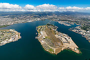 Ford Island, Pearl Harbor, Honolulu, Hawaii