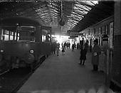 1958 – 31/12 Last Train leaves Harcourt Station