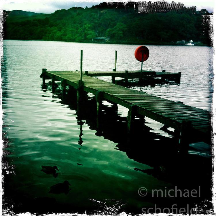 Loch Lomond..Hipstamatic images taken on an Apple iPhone..©Michael Schofield.
