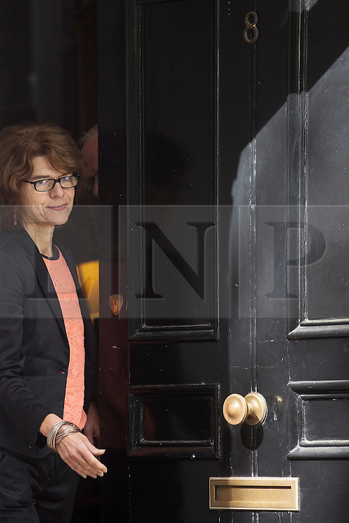 © licensed to London News Pictures. London, UK 13/05/2013. Vicky Price leaving her home in London to give a statement to the media outside her house after being released from prison on Monday, 13 May 2013. Photo credit: Tolga Akmen/LNP