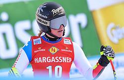 26.10.2019, Keelberloch Rennstrecke, Altenmark, AUT, FIS Weltcup Ski Alpin, Abfahrt, Damen, 1. Training, im Bild Lara Gut-Behrami (SUI) // Lara Gut-Behrami of Switzerland reacts after her 1st training run for the women's Downhill of FIS ski alpine world cup at the Keelberloch Rennstrecke in Altenmark, Austria on 2019/10/26. EXPA Pictures © 2020, PhotoCredit: EXPA/ Erich Spiess