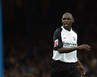 Photo: Chris Ratcliffe.<br />Southend United v Bristol City. Coca Cola League 1. 06/05/2006.<br />Shaun Goater of Southend United during his final ever game.