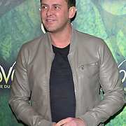 London, England, UK. 10th January 2018. Scott Mills arrives at Cirque du Soleil OVO - UK premiere at Royal Albert Hall.