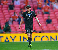 Lincoln City's Conor McGrandles<br /> <br /> Photographer Andrew Vaughan/CameraSport<br /> <br /> The EFL Sky Bet League One Play-Off Final - Blackpool v Lincoln City - Sunday 30th May 2021 - Wembley Stadium - London<br /> <br /> World Copyright © 2021 CameraSport. All rights reserved. 43 Linden Ave. Countesthorpe. Leicester. England. LE8 5PG - Tel: +44 (0) 116 277 4147 - admin@camerasport.com - www.camerasport.com