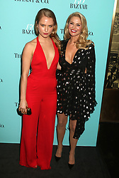 April 19, 2017 - New York, New York, U.S. - Model SAILOR BRINKLEY-COOK and her mother/model CHRISTIE BRINKLEY attend the Tiffany & Co. and Harper's Bazaar 150th Anniversary Event held at the Rainbow Room. (Credit Image: © Nancy Kaszerman via ZUMA Wire)