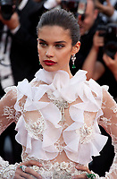 Sara Sampaio at The Killing of a Sacred Deer gala screening at the 70th Cannes Film Festival Monday 22nd May 2017, Cannes, France. Photo credit: Doreen Kennedy