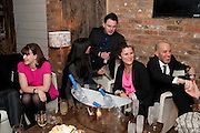 ALEXANDRA ROACH; JONATHAN BAILEY; SARAH GRIGGS; EMILY GERMAN; JAMES READ, InStyle Best Of British Talent , Shoreditch House, Ebor Street, London, E1 6AW, 26 January 2011
