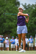Lexi Thompson (USA) watches her tee shot on 2 during round 2 of the 2019 US Women's Open, Charleston Country Club, Charleston, South Carolina,  USA. 5/31/2019.<br /> Picture: Golffile | Ken Murray<br /> <br /> All photo usage must carry mandatory copyright credit (© Golffile | Ken Murray)