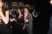 Sharon and Dorit Moussaieff. Tatler's Little Black Book party. Tramp. Jermyn St.  London. 7 November 2007. -DO NOT ARCHIVE-© Copyright Photograph by Dafydd Jones. 248 Clapham Rd. London SW9 0PZ. Tel 0207 820 0771. www.dafjones.com.