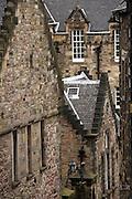 Old Town, Edinburgh, Scotland, UK