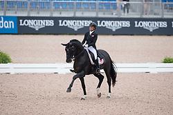 Svane Rikke, DEN, Finckenstein TSF<br /> World Equestrian Games - Tryon 2018<br /> © Hippo Foto - Dirk Caremans<br /> 12/09/18