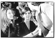 Kelly Klein, Marisa Tomei at Calvin Klein© Copyright Photograph by Dafydd Jones 66 Stockwell Park Rd. London SW9 0DA Tel 020 7733 0108 www.dafjones.com
