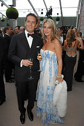 HUGH & BEATRICE WARRENDER  at the Ark 2007 charity gala at Marlborough House, Pall Mall, London SW1 on 11th May 2007.<br /><br />NON EXCLUSIVE - WORLD RIGHTS