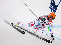 22.12.2013, Gran Risa, Alta Badia, ITA, FIS Ski Weltcup, Alta Badia, Riesenslalom, Herren, 1. Durchgang, im Bild Cyprien Richard (FRA) // Cyprien Richard of France in action during mens Giant Slalom of the Alta Badia FIS Ski Alpine World Cup at the Gran Risa Course in Alta Badia, Italy on 2012/12/22. EXPA Pictures © 2013, PhotoCredit: EXPA/ Johann Groder