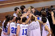 DESCRIZIONE : Lucca Nazionale Italia Femminile Qualificazione Europeo Femminile Italia Albania Italy Albania<br /> GIOCATORE : team<br /> CATEGORIA : postgame<br /> SQUADRA : Italia Italy<br /> EVENTO : Qualificazione Europeo Femminile<br /> GARA : Italia Albania Italy Albania<br /> DATA : 21/11/2015 <br /> SPORT : Pallacanestro<br /> AUTORE : Agenzia Ciamillo-Castoria/Max.Ceretti<br /> Galleria : FIP Nazionali 2015<br /> Fotonotizia : Lucca Nazionale Italia Femminile Qualificazione Europeo Femminile Italia Albania Italy Albania