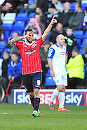 Tranmere Rovers v Walsall 110114