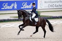 Nilshagen, Therese (SWE) Dante Weltino OLD<br /> Aachen - CHIO 2017<br /> © www.sportfotos-lafrentz.de/Stefan Lafrentz