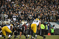 during the game at Lincoln Financial Field on Nov 28, 2016 in Philadelphia, Pa. (Photo by John Geliebter/Philadelphia Eagles)
