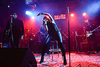 Singer Nicole Markson performed at The Saint in Asbury Park, NJ, on Saturday, January 30, 2015. /Russ DeSantis Photography and Video, LLC