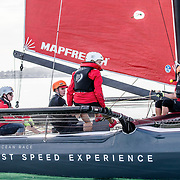 Auckland Stopover. M32 Guest Sailing Experience. 14 March, 2018.