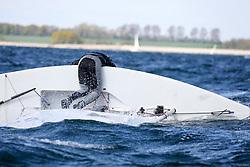, Kiel - Young Europeans Sailing 14.05. - 17.05.2016, Laser Std. - GER 182168 - John ANTHON - Norddeutscher Regatta Verein