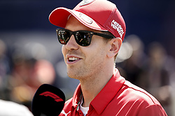 May 9, 2019 - Barcelona, Spain - Motorsports: FIA Formula One World Championship 2019, Grand Prix of Spain, ..#5 Sebastian Vettel (GER, Scuderia Ferrari Mission Winnow) (Credit Image: © Hoch Zwei via ZUMA Wire)
