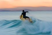 May 30 2011: Dane Pioli surfs at Snapper Rocks on the Gold Coast, Queensland, Australia. Photo by Matt Roberts / Nikon