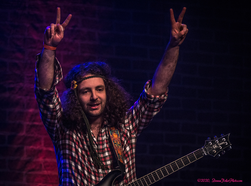 Ito & The Moonlight Hippies. The 21st Annual Lehigh Valley Music Awards Show<br /> presented by the GLVMA & ArtsQuest, sponsored by Martin Guitar & presented by Tri Outdoor Advertising was held<br /> Sunday, March 1st, 2020 at The Musikfest Cafe at ArtQuest SteelStacks in Bethlehem, Pa..