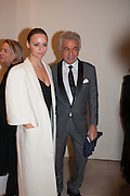 STELLA MCCARTNEY; GIANCARLO GIAMMETTI Valentino: Master of Couture - private view. Somerset House, London. 28 November 2012