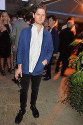 PICTURE SHOWS:-KYLE SOLLER.<br /> Tuesday 14th April 2015 saw a host of London influencers and VIP faces gather together to celebrate the launch of The Ivy Chelsea Garden. Live entertainment was provided by jazz-trio The Blind Tigers, whilst guests enjoyed Moët & Chandon Champagne, alongside a series of delicious canapés created by the restaurant's Executive Chef, Sean Burbidge.<br /> The evening showcased The Ivy Chelsea Garden to two hundred VIPs and Chelsea<br /> residents, inviting guests to preview the restaurant and gardens which marry<br /> approachable sophistication and familiar luxury with an underlying feeling of glamour and theatre. The Ivy Chelsea Garden's interiors have been designed by Martin Brudnizki Design Studio, and cleverly combine vintage with luxury, resulting in a space that is both alluring and down-to-earth.
