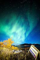 Visning på himmelen.<br /> Foto: Svein Ove Ekornesvåg
