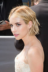 Emma Roberts arriving at Dior show during Paris Haute Couture Fall Winter 2018/2019 in Paris, France on July 02, 2018. Photo by Nasser Berzane/ABACAPRESS.COM