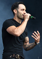 West End Live 2016; Trafalgar Square; London UK; 18-19 June 2016; Photo by Brett D. Cove; Ramin Karimloo; Kerry Ellis; Murder Ballad