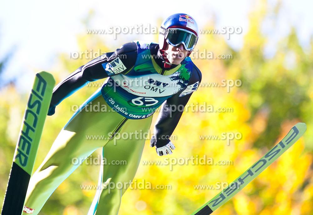 08.10.2010, Paul Ausserleitner Schanze, Bischofshofen, AUT, Österreichische Staatsmeisterschaften Skispringen, im Bild Gregor Schlierenzauer, EXPA Pictures © 2010, PhotoCredit: EXPA/ J. Feichter