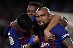 Barcelona v Real Madrid - 28 October 2018