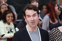 Jimmy Carr The Inbetweeners Movie world premiere, Vue Cinema, Leicester Square, London, UK, 16 August 2011:  Contact: Rich@Piqtured.com +44(0)7941 079620 (Picture by Richard Goldschmidt)