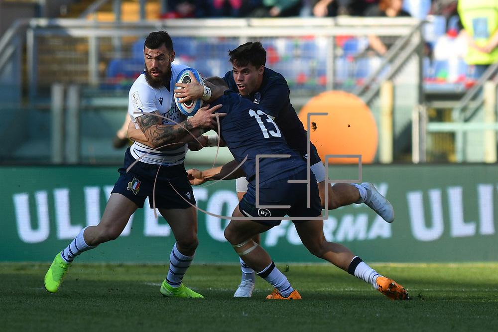 Roma 22/02/2020 Stadio Olimpico<br /> Guinness 6 nations 2020 : Italia vs Scozia<br /> Jayden Hayward
