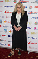 Helen Lederer at the Sapper Support celebrity charity event for the launch of their brand-new PTSD support lanyard at The Army & Navy Club, London