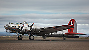 Boeing B-17 Flying Fortress, Madras Maiden.