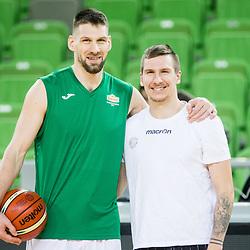 20171219: SLO, Basketball - FIBA Basketball Champions League 2017/18, Petrol Olimpija vs Banvit