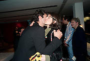 JORN WEISBRODT; BELLA FREUD, Prima Donna opening night. Sadler's Wells Theatre, Rosebery Avenue, London EC1, Premiere of Rufus Wainwright's opera. 13 April 2010