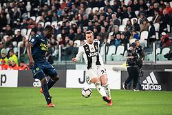 March 8, 2019 - Turin, Piedmont/Turin, Italy - Federico Bernardeschi of Juventus during the Seria A Football Match: Juventus vs Udinese. Juventus won 4-1 at Allianz Stadium in Turin 8th march 2019 (Credit Image: © Alberto Gandolfo/Pacific Press via ZUMA Wire)