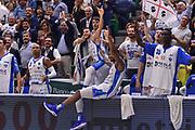 Dinamo Banco di Sardegna Sassari<br /> Banco di Sardegna Dinamo Sassari - AX Armani Exchange Olimpia Milano<br /> LegaBasket Serie A LBA Poste Mobile 2018/2019<br /> Playoff Semifinale Gara 3 Sassari<br /> Sassari 02/06/2019 - Ore 20:45<br /> Foto Ciamillo-Castoria