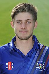 Gloucestershire player, Chris Dent - Photo mandatory by-line: Dougie Allward/JMP - 07966 386802 - 10/04/2015 - SPORT - CRICKET - Bristol, England - Bristol County Ground - Gloucestershire County Cricket Club Photocall.