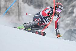Phil Brown (CAN) during 1st run of Men's Slalom race of FIS Alpine Ski World Cup 57th Vitranc Cup 2018, on March 4, 2018 in Kranjska Gora, Slovenia. Photo by Ziga Zupan / Sportida