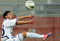 04.06.2013 Tuzla(Bosnia and Herzogovina) Bosnia and Herzegovina-Serbia U21 international friendly match men s football Gojko Cimirot<br /> <br /> Norway only