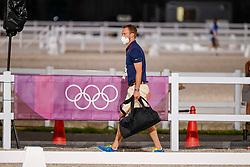 Von Bredow Max<br /> Olympic Games Tokyo 2021<br /> © Hippo Foto - Stefan Lafrentz<br /> 27/07/2021