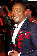 May 19, 2016-Brooklyn, NY: United States- Visual Artist Kehinde Wiley attends the 2nd Annual (Museum of Contemporary African Diasporic Art (MoCADA) Masquerade Ball held at the Brooklyn Academy of Music on May 19, 2016 in Brooklyn, New York. (Terrence Jennings/terrencejennngs.com)