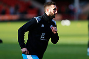 Ollie Palmer before the EFL Sky Bet League 2 match between Walsall and Crawley Town at the Banks's Stadium, Walsall, England on 18 January 2020.